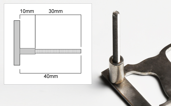 スタッド10mm